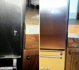 Repaired Residential Fridge Midway